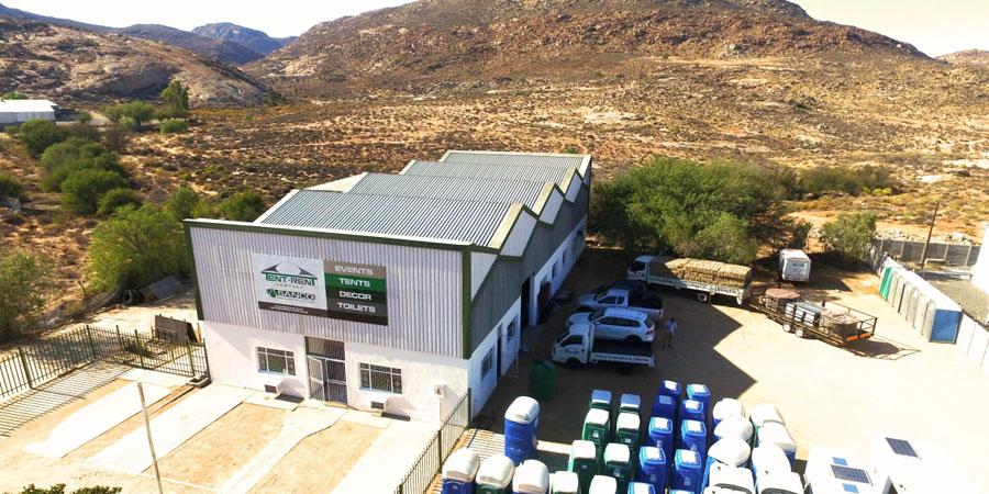 SANCO Springbok branch opened | SANCO Sanitation, Chemicals & Hygiene