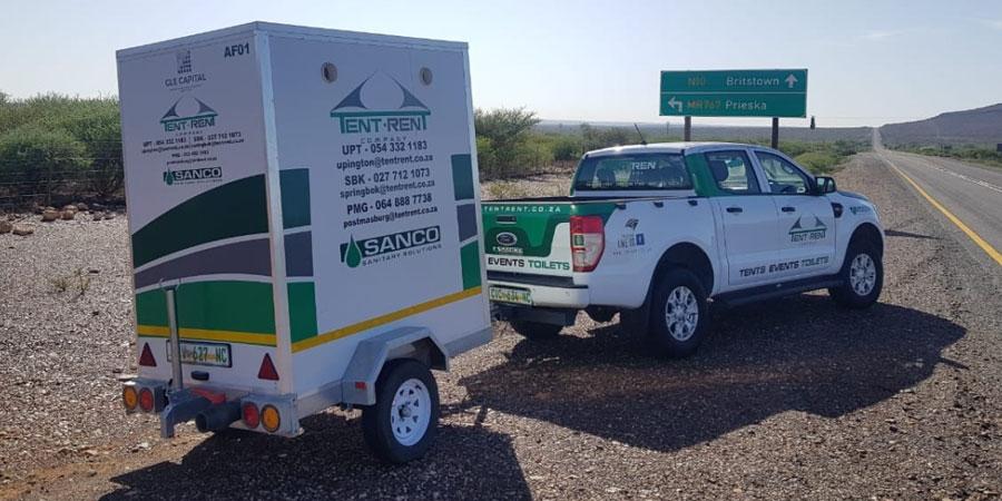 Prieska, Northern Cape satellite branch opened | SANCO Sanitation, Chemicals & Hygiene