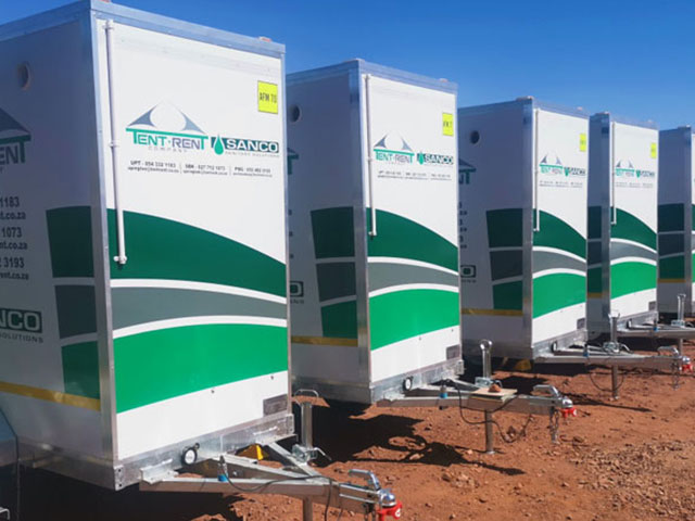 SANCO Sanitation, Chemicals & Hygiene | Postmasburg Branch