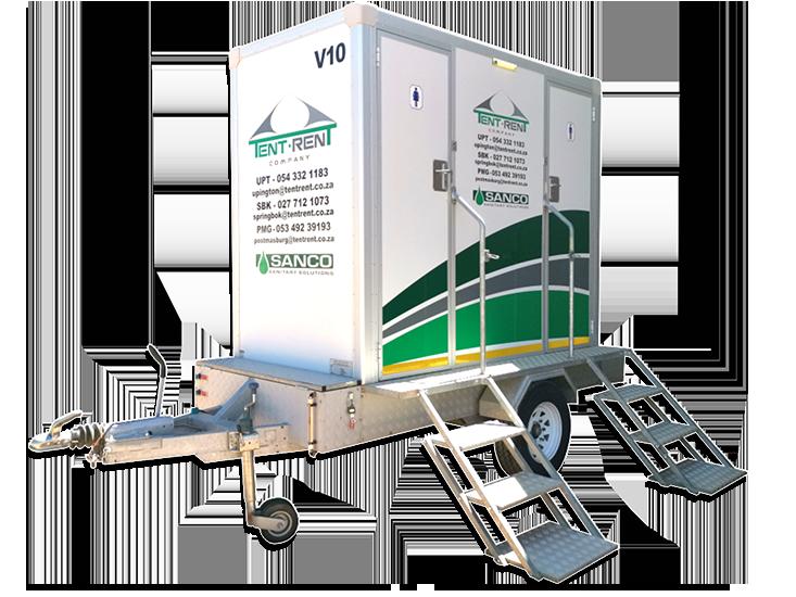 Mobile Sanitation | SANCO Sanitation, Chemicals & Hygiene