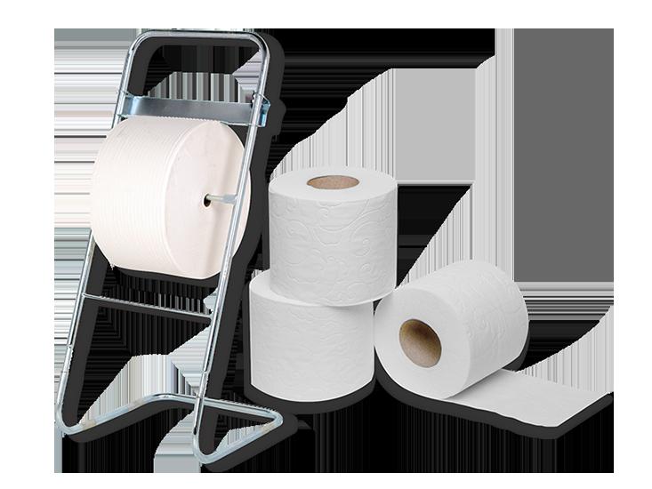 Toilet Paper & Paper Towels | SANCO Sanitation, Chemicals & Hygiene
